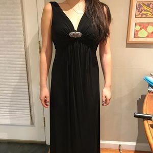Dresses & Skirts - BCBG black prom dress